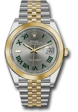 Rolex Oyster Perpetual Datejust 41 Watch 126303 slgrj