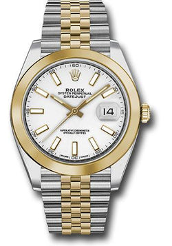 Rolex Oyster Perpetual Datejust 41 Watch 126303 wij
