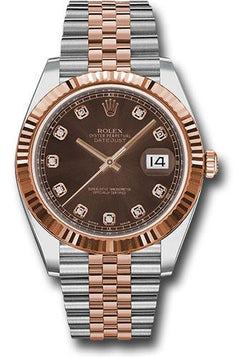 Rolex Oyster Perpetual Datejust 41 Watch 126331 chodj