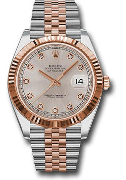 Rolex Oyster Perpetual Datejust 41 Watch 126331 sudj