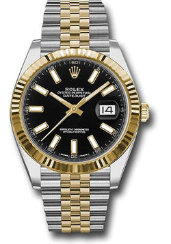 Rolex Oyster Perpetual Datejust 41 Watch 126333 bkij