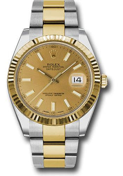 Rolex Oyster Perpetual Datejust 41 Watch 126333 chio