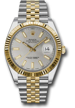 Rolex Oyster Perpetual Datejust 41 Watch 126333 sij