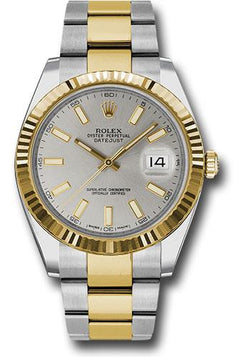 Rolex Oyster Perpetual Datejust 41 Watch 126333 sio