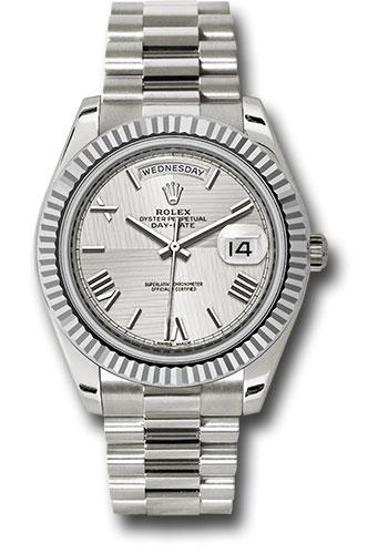 Rolex Oyster Perpetual Day-Date 40 Watch 228239 sqmrp