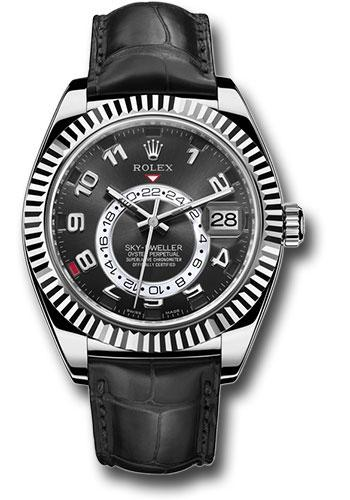 Rolex Oyster Sky-Dweller 42 Watch 326139 bk