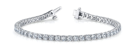 11 1/2 ct Diamond Bracelet with F Color VS Clarity Diamonds
