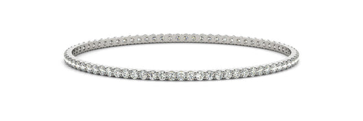 1 3/4 ct Diamond Bracelet with F Color VS Clarity Diamonds
