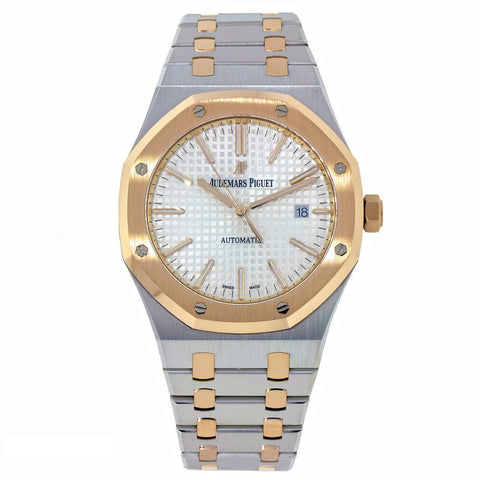 AP Audemars Piguet Royal Oak 41 Steel & Rose Gold 15400SR