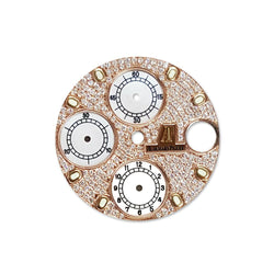 AUDEMARS PIGUET CUSTOM DIAMOND DIAL DIL 088
