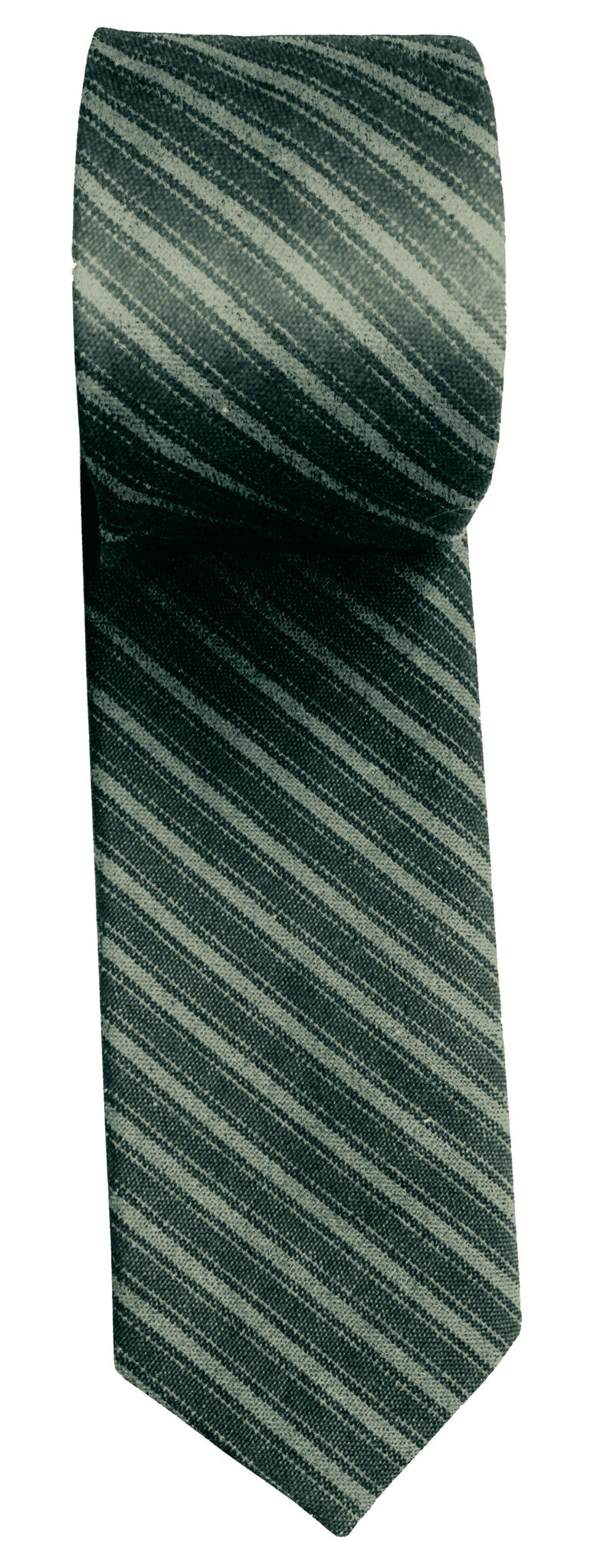 striped tie, ties made of sturdy canvas Whillas & Gunn - OUT OF AUSTRALIA | Kakadu Traders Australia
