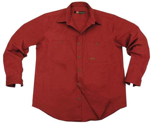 Men | Outdoor | Leisure Shirt Vincent - Rugged Worker Shirt in Three Colors - OUT OF AUSTRALIA | Kakadu Traders Australia
