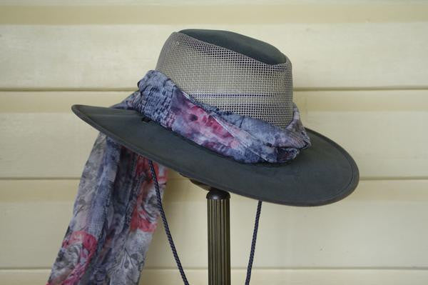 Cloth | Scarf | Hat scarf in different designs - suitable for cockatoo hats - OUT OF AUSTRALIA | Kakadu Traders Australia