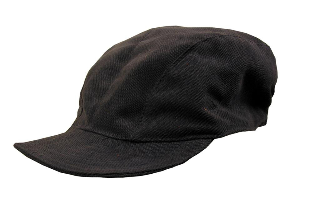 puffy cap | Cappi | Twill cap in black and dark blue - OUT OF AUSTRALIA | Kakadu Traders Australia