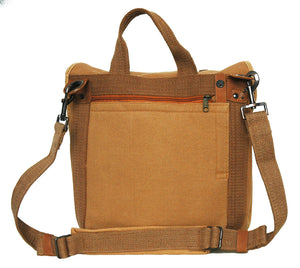 Shoulder | Capes | Laptop bag Satchel Bag with removable shoulder strap - OUT OF AUSTRALIA | Kakadu Traders Australia