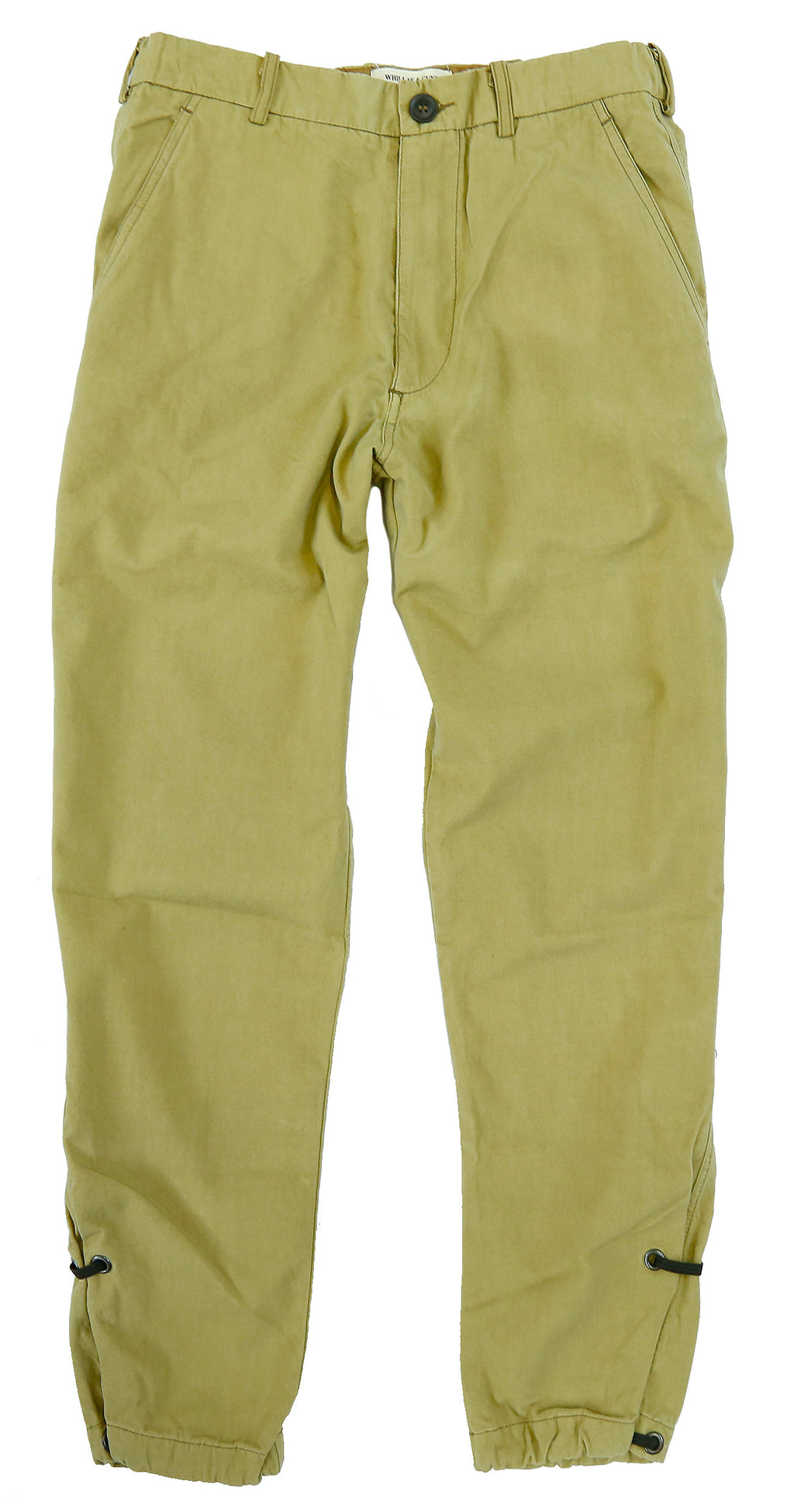 Leisure | Outdoor | Chino Hose Trail- with flexible waistband and leg closure - OUT OF AUSTRALIA | Kakadu Traders Australia