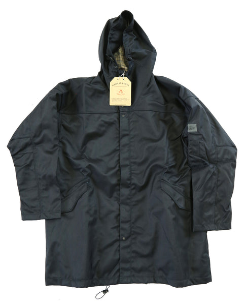 Leisure time Outdoor jacket- oversized cut in dark blue size L - OUT OF AUSTRALIA | Kakadu Traders Australia