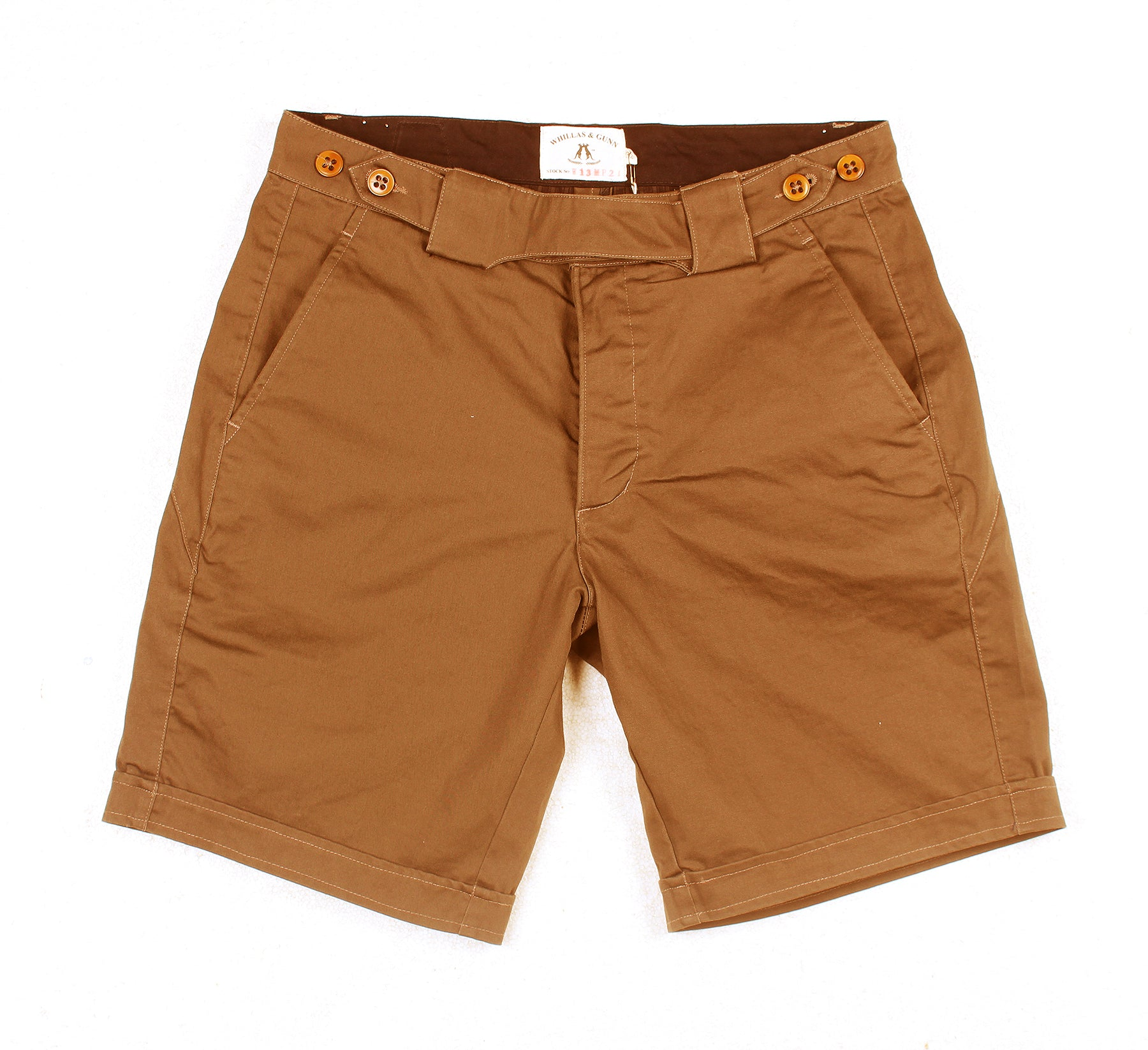 Summer | Leisure shorts Leod- comfortable leg with turn-up - OUT OF AUSTRALIA | Kakadu Traders Australia
