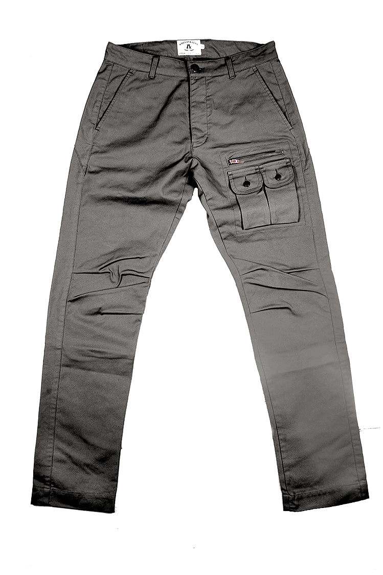 Leisure | Outdoor | Chino Straight Leg Pants and Cargo Pockets - OUT OF AUSTRALIA | Kakadu Traders Australia