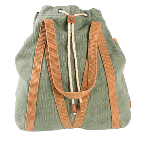 Carrying bag | Shoulder bag | Shopper- Trap Tote with Drawstring and Lining - OUT OF AUSTRALIA | Kakadu Traders Australia