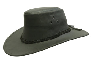 Cowboy | Western | Leather hat for children Echuca Kids- Weatherproof Hat - OUT OF AUSTRALIA | Kakadu Traders Australia