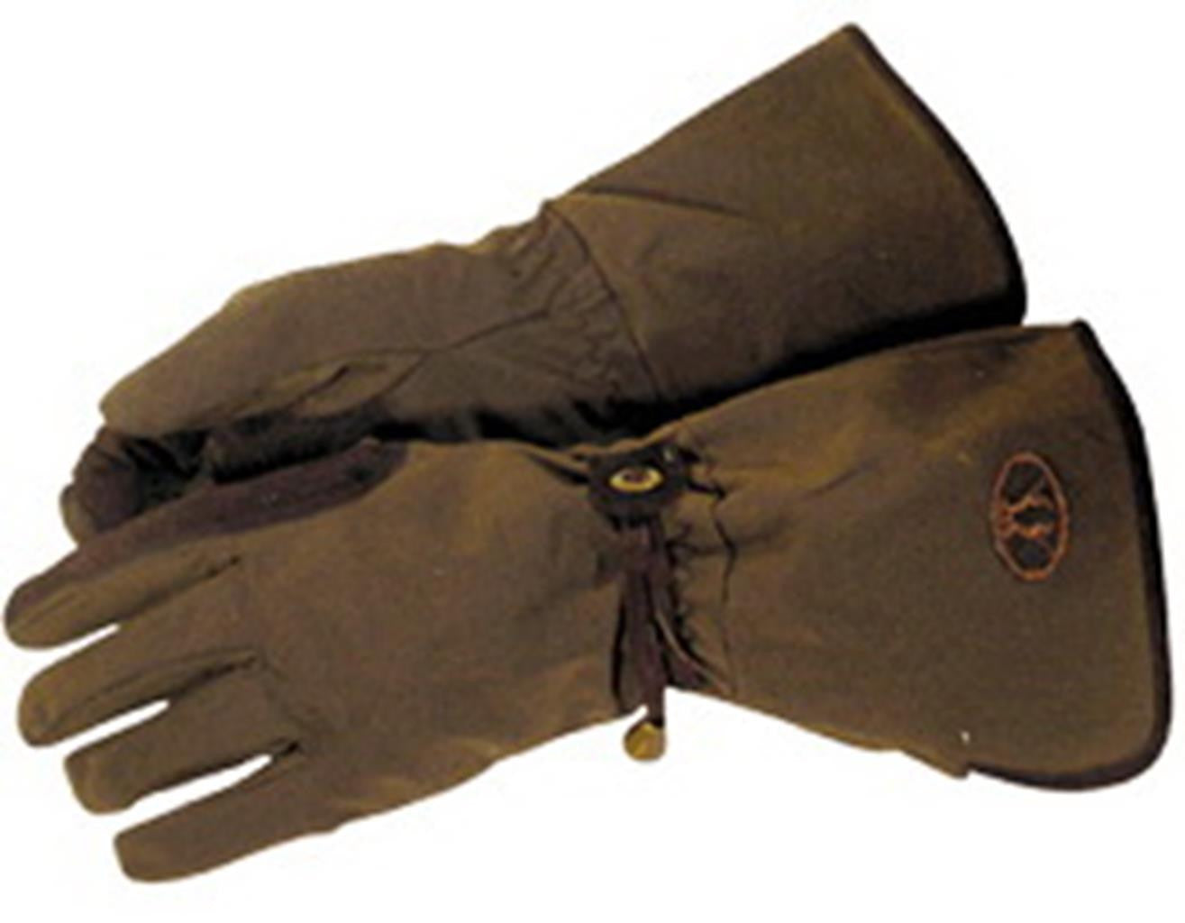 Gloves with extended shaft Long Gauntlet | Size XL and XXL - OUT OF AUSTRALIA | Kakadu Traders Australia