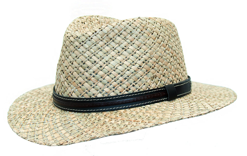 Darnley summer hat made of non-slip straw - made in Italy - OUT OF AUSTRALIA | Kakadu Traders Australia
