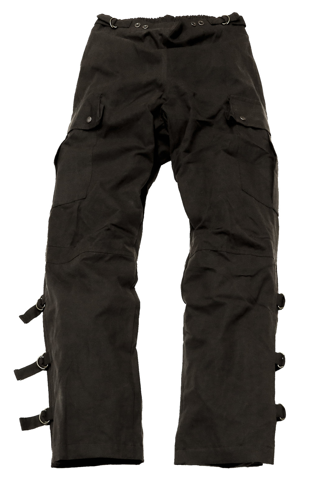 Weatherproof cover for outdoor bikers Rider pants Walk-a-bout Pants- in black - OUT OF AUSTRALIA | Kakadu Traders Australia