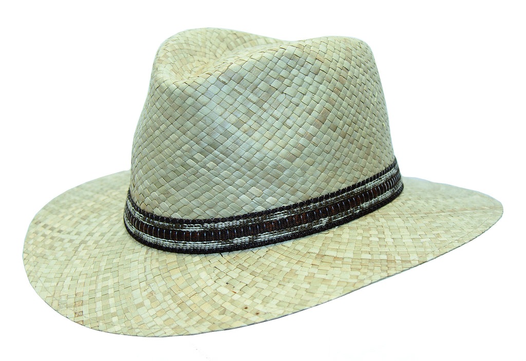 Flyweight Melville summer hat made of straw - handmade in Italy - OUT OF AUSTRALIA | Kakadu Traders Australia