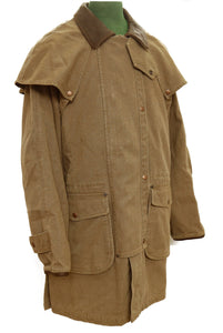 Australian Style Duster | Leisure outdoor dust jacket in tobacco size L - OUT OF AUSTRALIA | Kakadu Traders Australia