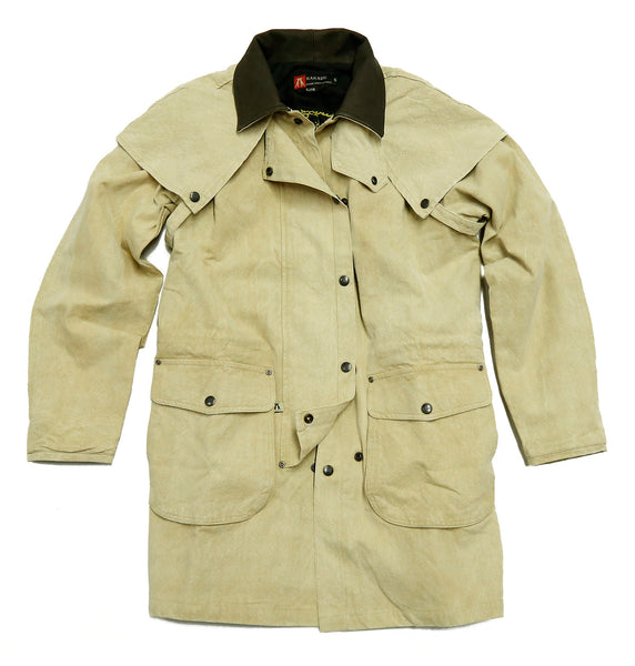 Australian Style Outdoor | Canvas | Staub- Jacke Gold Coast Duster- 2.Wahl - OUT OF AUSTRALIA | Kakadu Traders Australia