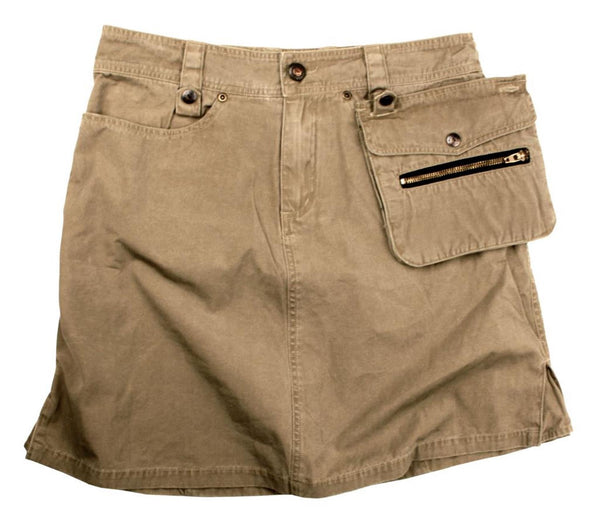 Outdoor | Ashbury cargo women's skirt made of sturdy canvas - OUT OF AUSTRALIA | Kakadu Traders Australia