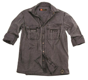 Australian Style Worker | Outdoor | Men's Shirt Cable made of sturdy cotton - OUT OF AUSTRALIA | Kakadu Traders Australia