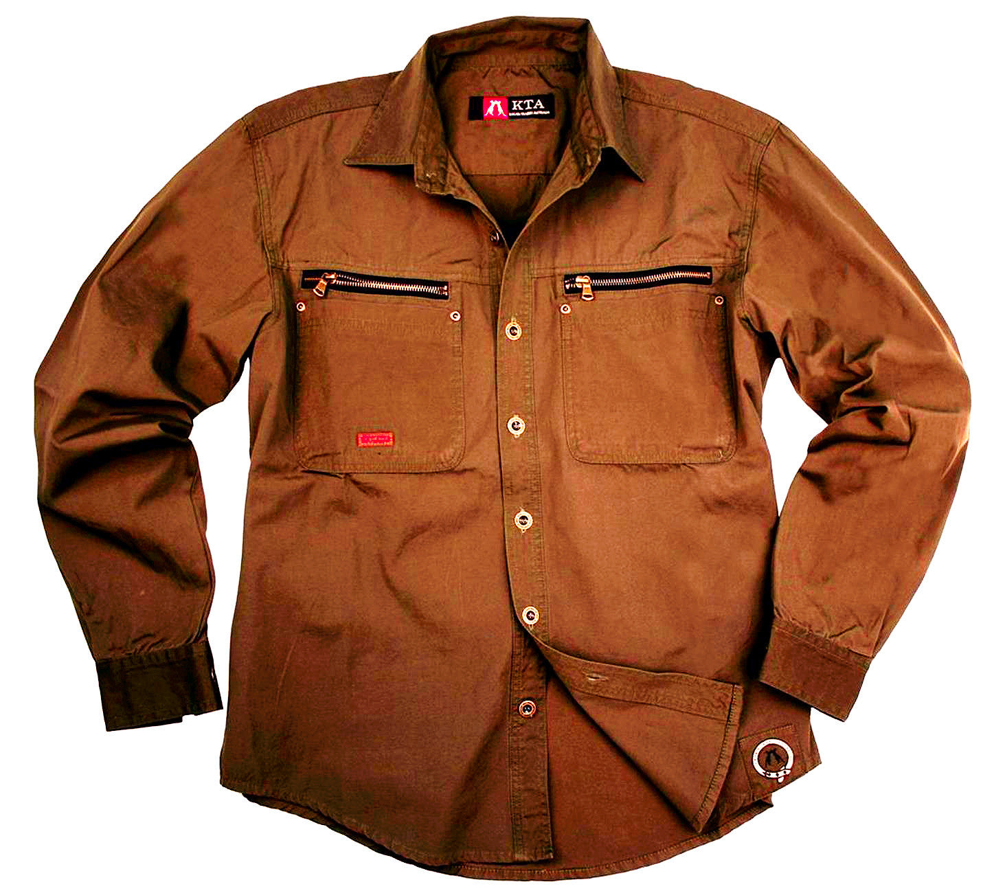 Outdoor | Worker Shirt | Shofield men's shirt with zip pockets - OUT OF AUSTRALIA | Kakadu Traders Australia