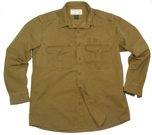 Australian Style Outdoor | Worker Shirt- Herrenhemd Bruce in Größe L - OUT OF AUSTRALIA | Kakadu Traders Australia