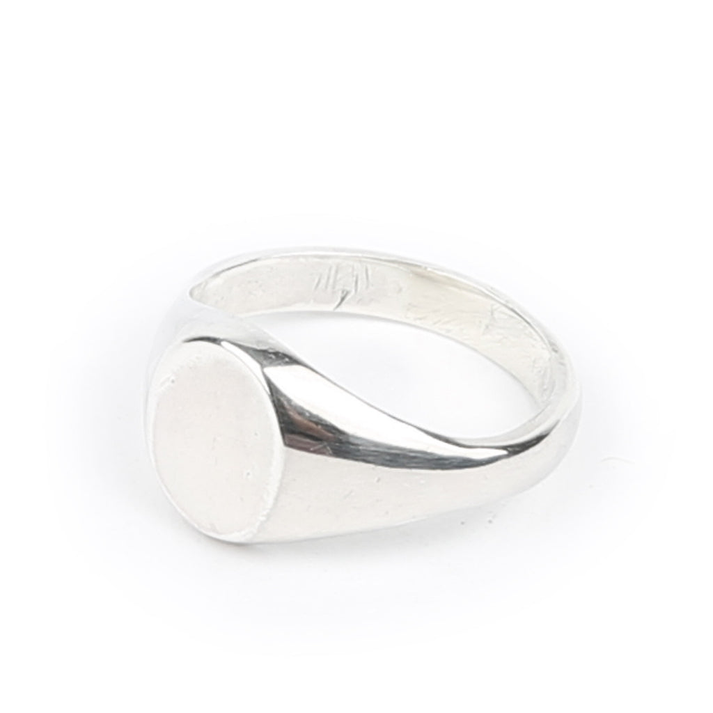 Portrait Signet Ring