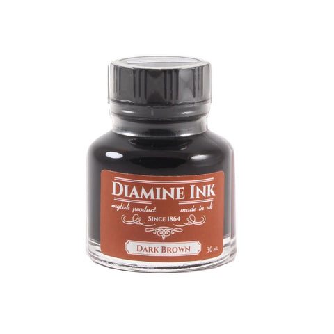 Diamine Dark Brown Dolmakalem Mürekkebi
