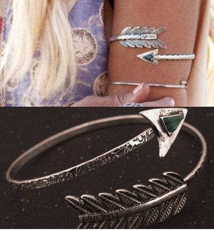 Arm Bracelet Vintage Arrow