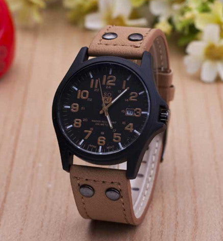 Outdoor Military Amy Sport Watch