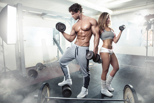 Find Yourself a Workout Partner