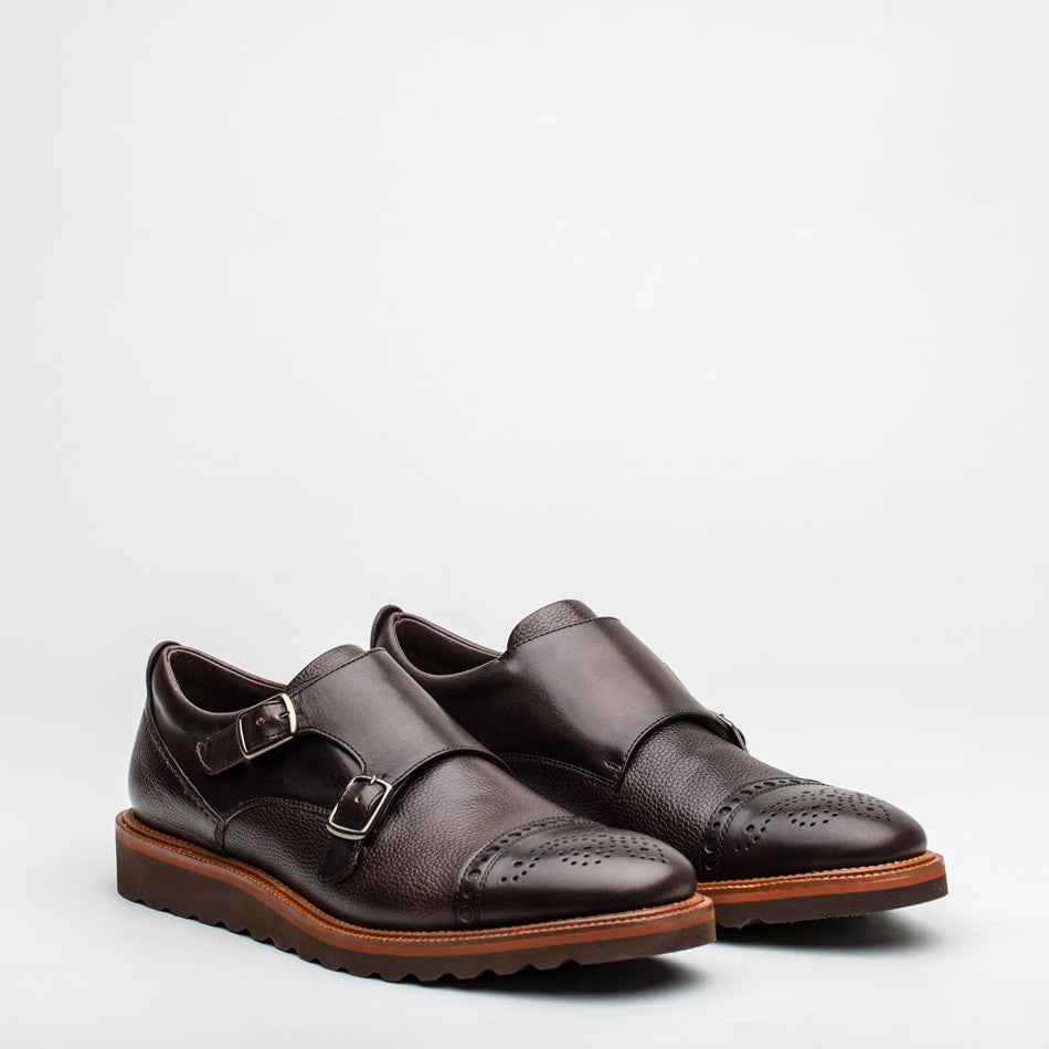 Nickolson - Martin - Smart Monk Shoes - 3