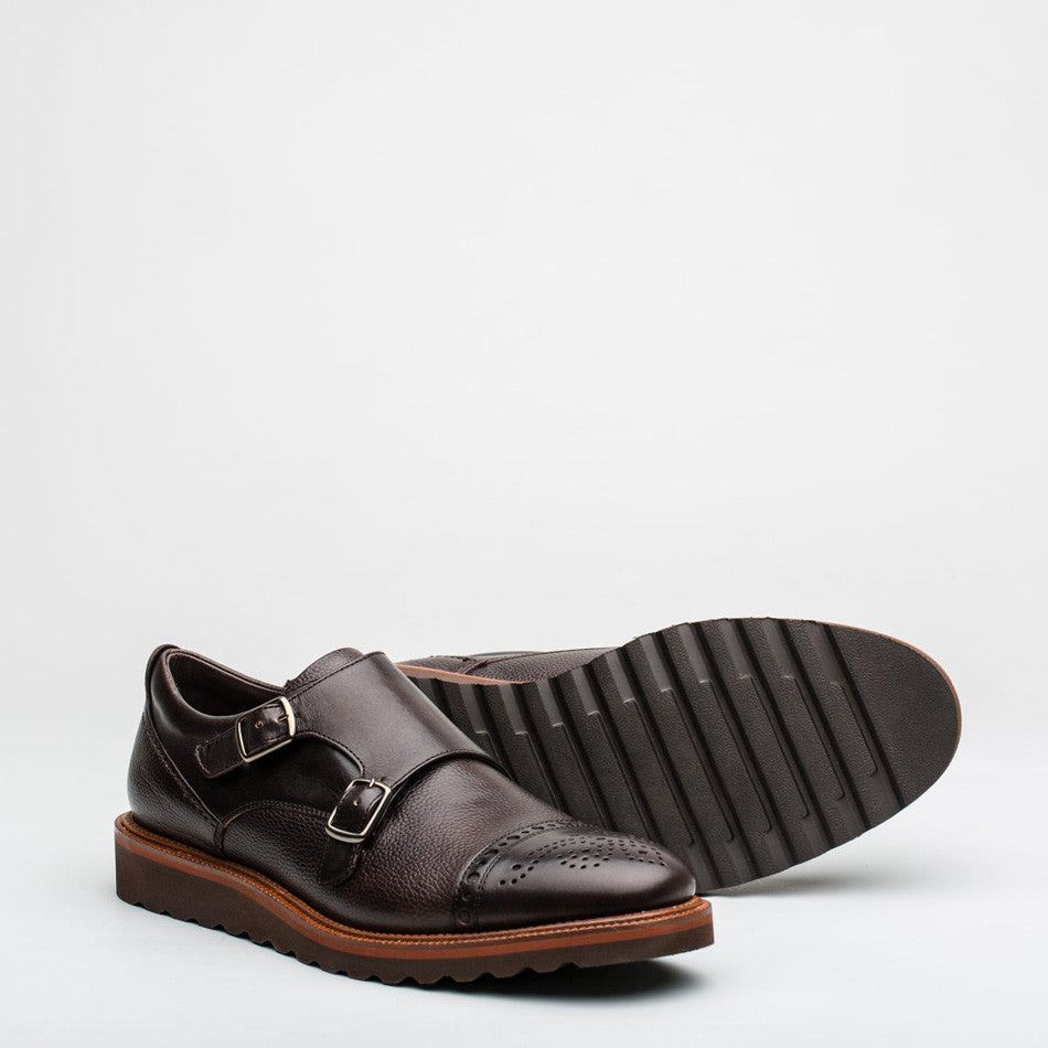 Nickolson - Martin - Smart Monk Shoes - 4