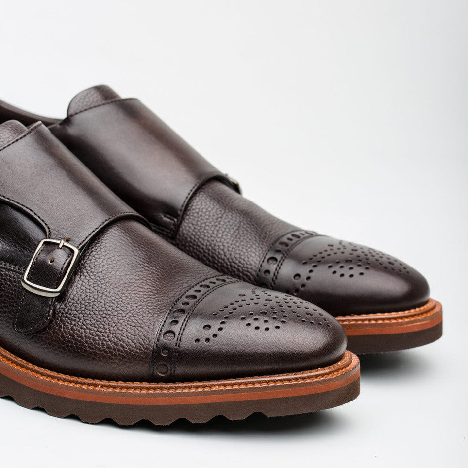 Nickolson - Martin - Smart Monk Shoes - 5