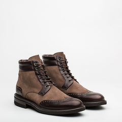 Nickolson - Gordon - Combined Laced-up Boot - 3