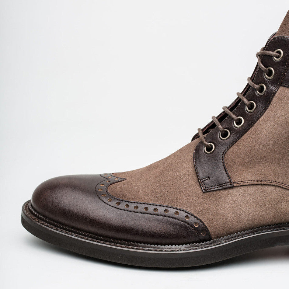 Nickolson - Gordon - Combined Laced-up Boot - 5