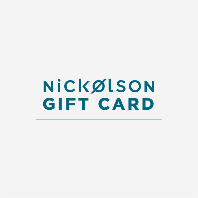 Gift Card - Nickolson