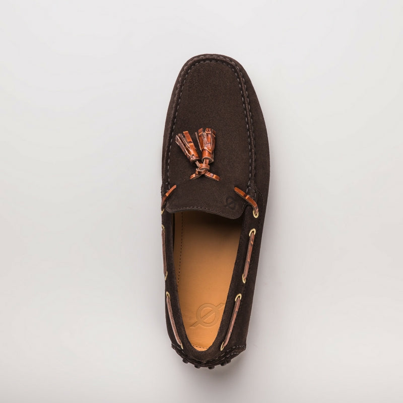 Luca Brown tassel - Lonebo