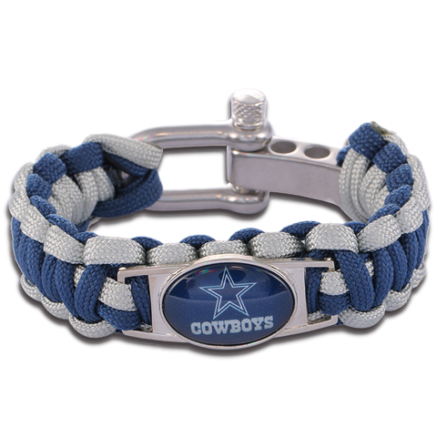 Sale! Dallas Cowboys Adjustable Fan Bracelet (50% off + FREE Shipping) - FanFaire