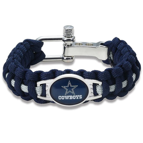 Sale! Dallas Cowboys Adjustable True Fan Bracelet (50% off + FREE Shipping) - FanFaire