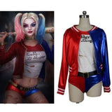 Harley Quinn Property Of Joker Suicide Squad Cosplay Jacket - FanFaire